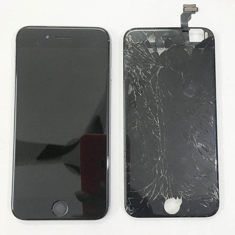 iPhone 6 Damaged Display Replaced