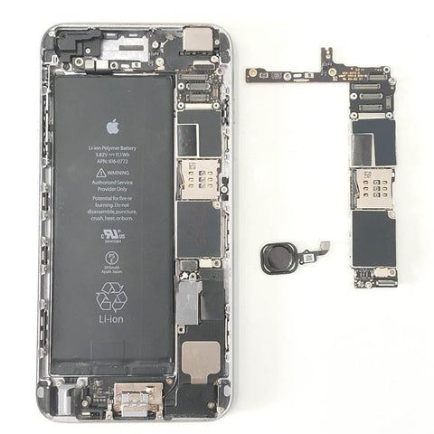 iPhone 6+ Mother Board With Touch ID Replaced