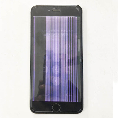 iPhone 6 + Display Damaged Inside - Replaced