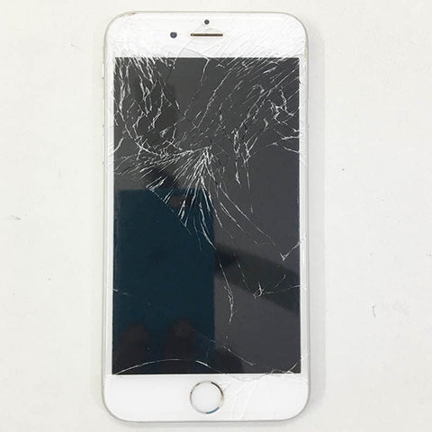 iPhone 6 Display Broken And Replaced