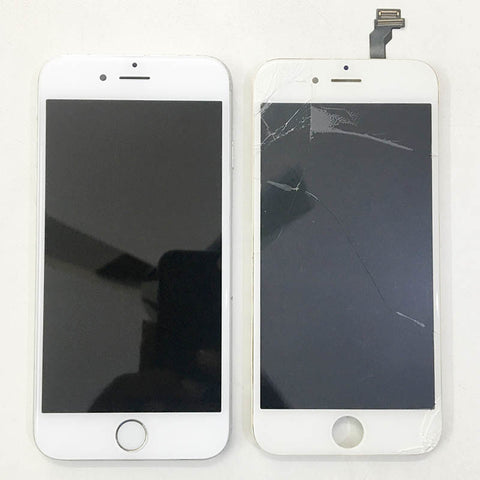 new concept b769f 73b02 iPhone 6 Display Cracked And Replaced