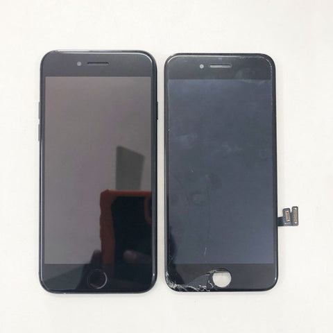 iPhone 7 Cracked Display Replaced