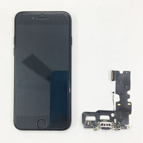 iPhone 7 charging port not working, Replaced new charging port with warranty