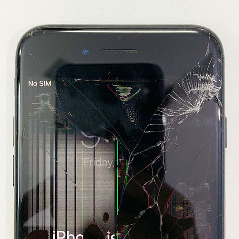 iPhone 7 Display Cracked? Replace New Display With Warranty -iPlace Coimbatore