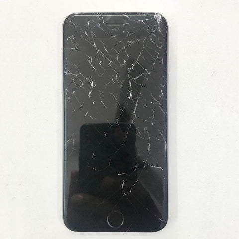 Apple iPhone 6 Display Cracked And Replaced With Warranty