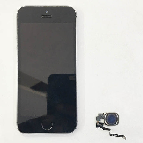iPhone SE Home Button Damaged And Replaced