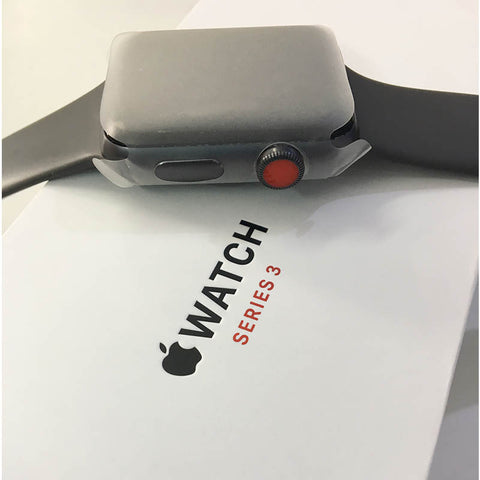 Used iWatch Series 3 42mm With LTE - Apple Warranty