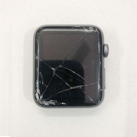 iWatch 42mm Series 1 Display Broken? We Replace It - iPlace Coimbatore