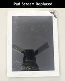 Apple iPad Cracked Screen Replaced
