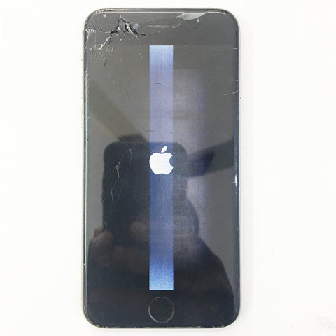 iPhone 6 Display Damaged Inside And Replaced