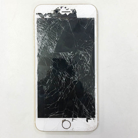 iPhone 6 Plus Display Broken And Replaced