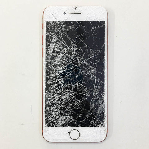 info for 4d98c 99c98 iPhone 7 RED Display Broken, New Display Replaced With Warranty