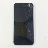 iPhone 5S Display Damaged And Replaced