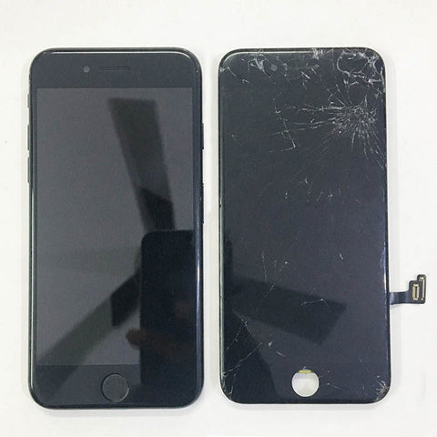 iPhone 7 Display Cracked And Replaced
