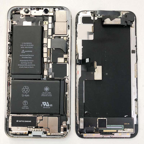 innovative design 26de2 c111c iPhone X Water Damage - Fixed
