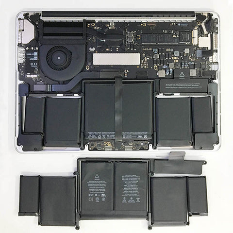 "MacBook Retina 13"" Battery Issue - Replaced"