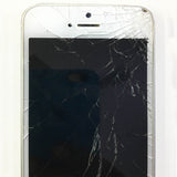 iPhone 5s display cracked, New display replaced - Apple World Coimbatore