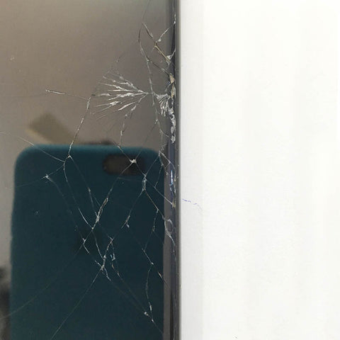 Glass alone replaced for iPhone 7 - Apple World Coimbatore