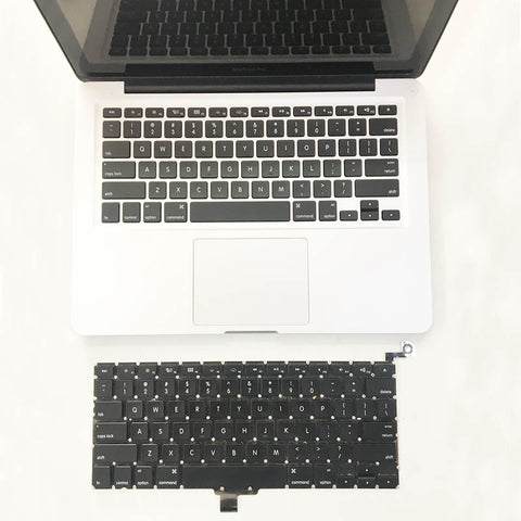 "MacBook Pro 13"" Keyboard Replaced"