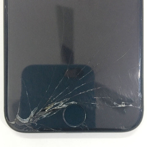 Display Glass Broken In iPhone 7? New Display Glass Alone Replaced With Warranty