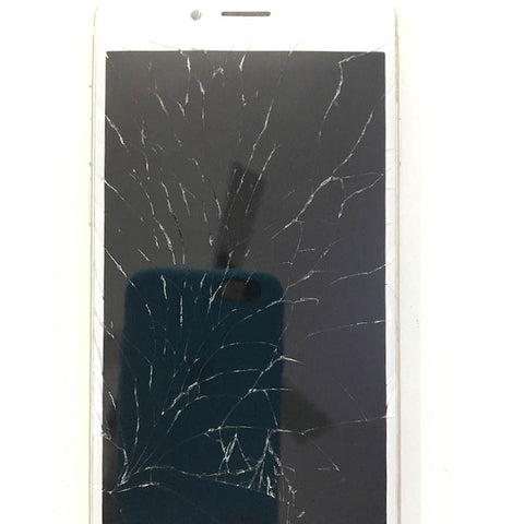 Display Glass Cracked in iPhone 6s? We can replace glass alone