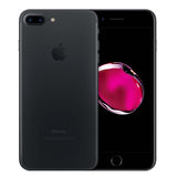 Refurbished iPhone 7 Plus Matt Black 128GB for sale
