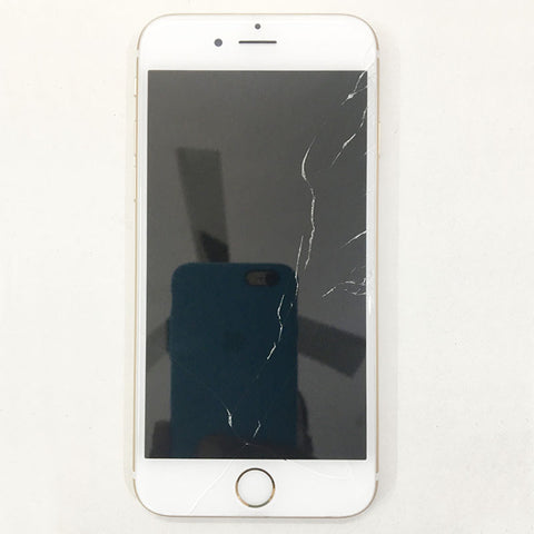 Display Glass Cracked In iPhone 6S? We Can Change Glass Alone - Apple World