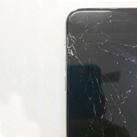 Cracked Display in iPhone 6? We Can Replace Glass Alone