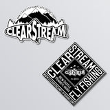 Official Clearstream Sticker