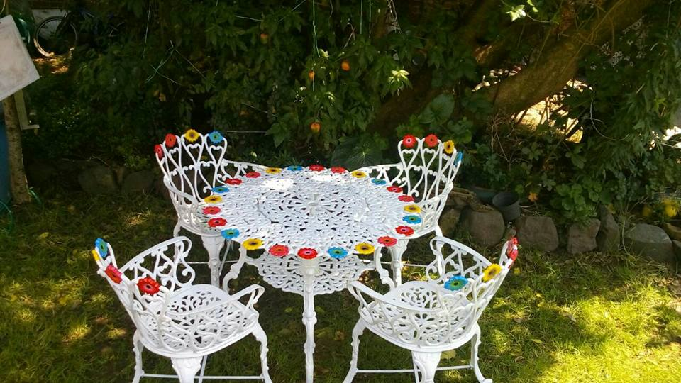 Mexican Style Outdoor Furniture