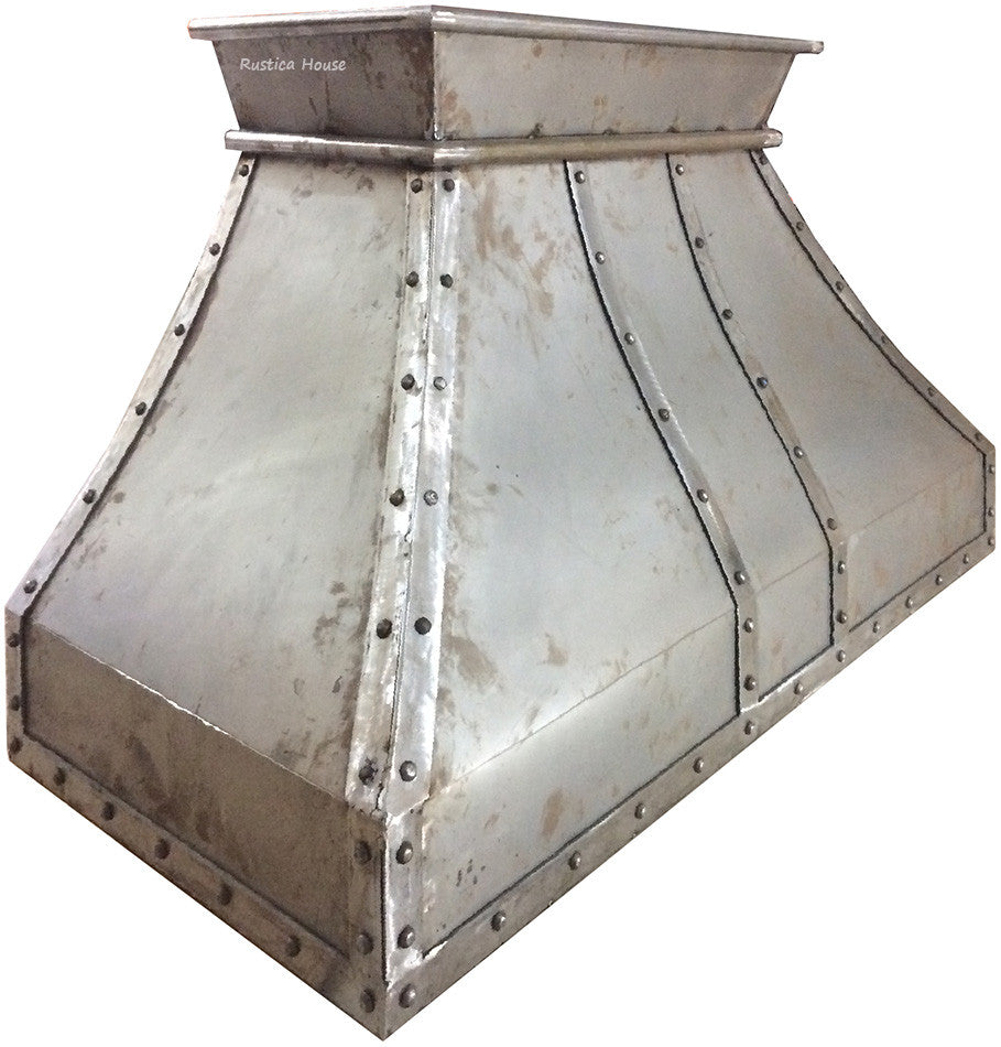 Custom Iron Range Hoods