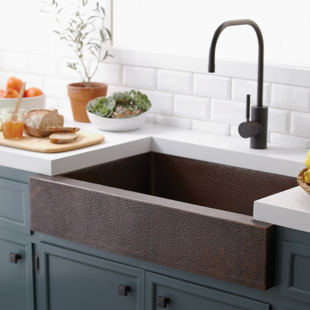 Buying a New Copper Kitchen Sink