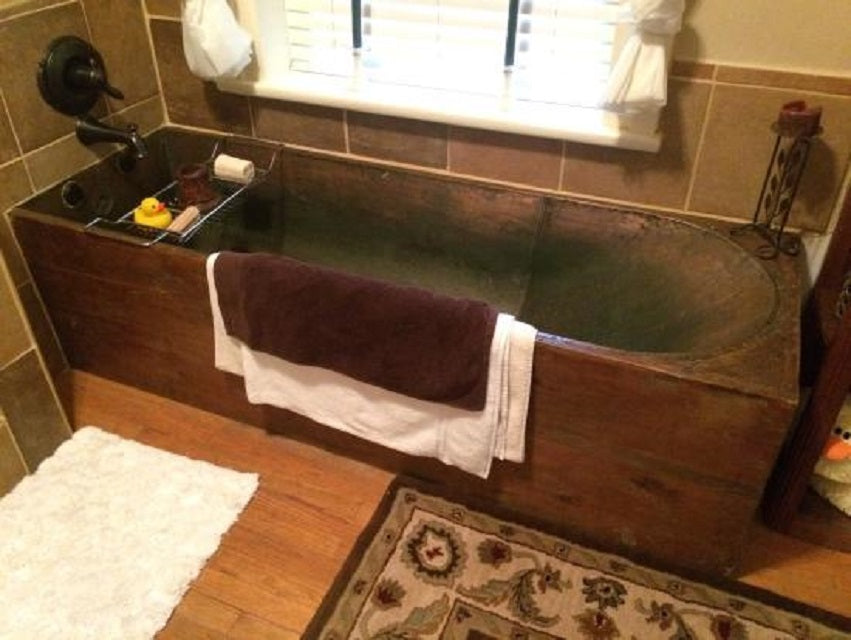 News – copper bathtub – Custom Made