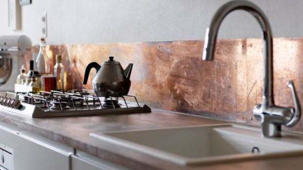 Fresh Kitchen Backsplash Ideas