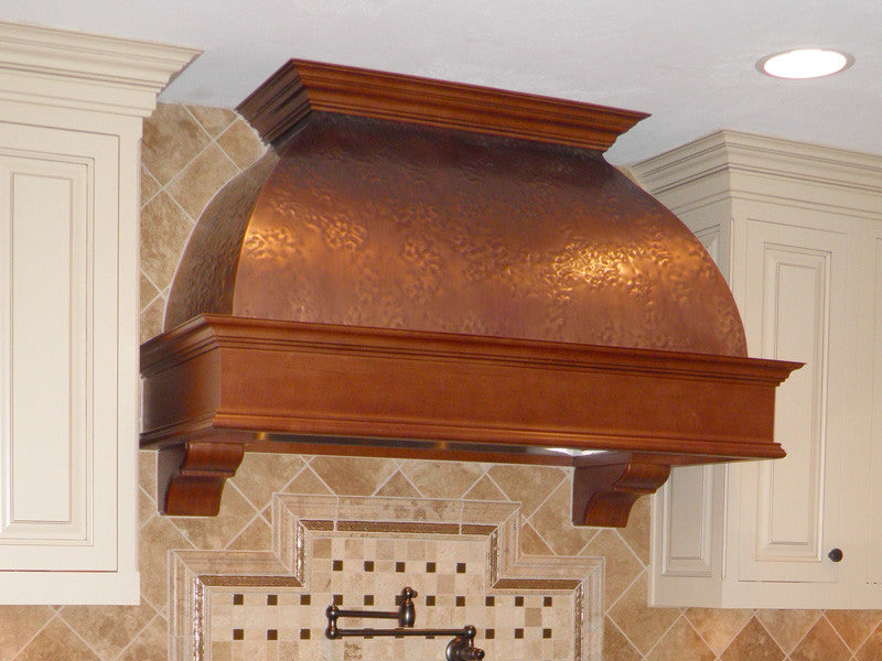 Supplying Metal Stove Hood for Kitchen