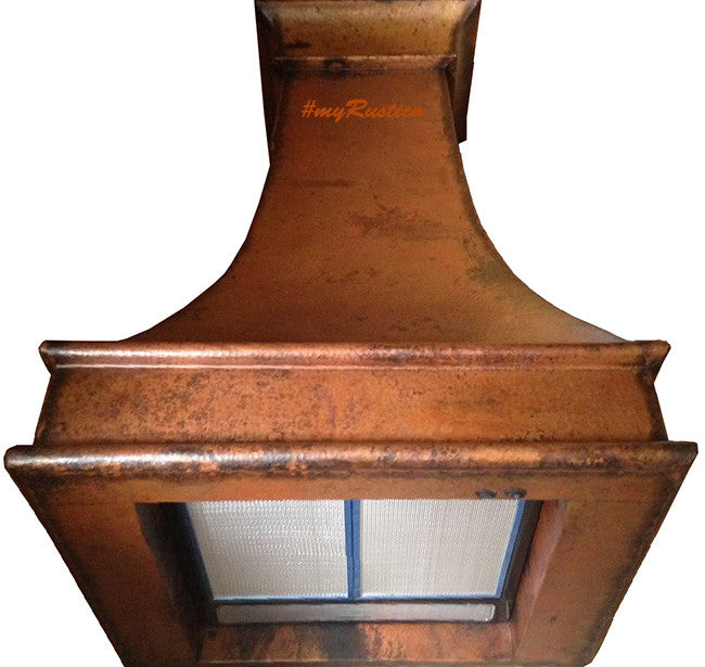 Best Insert for Custom Metal Range Hood