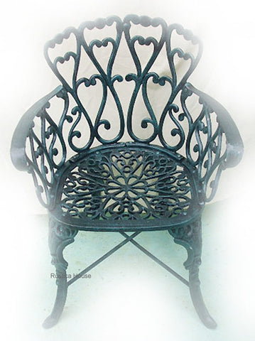 metal patio furniture from Mexico