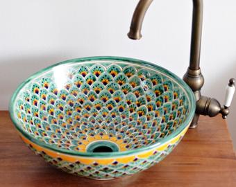 talavera bathroom sinks