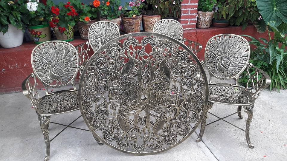 country patio dining set
