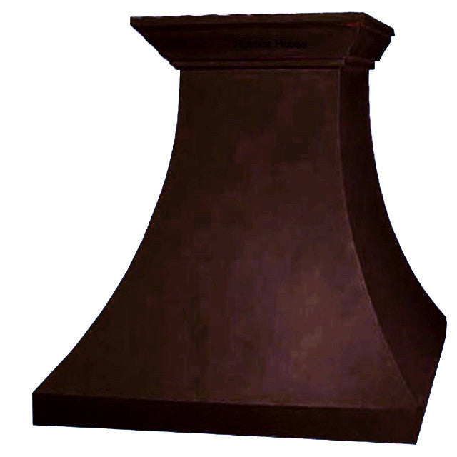 copper range hood new york