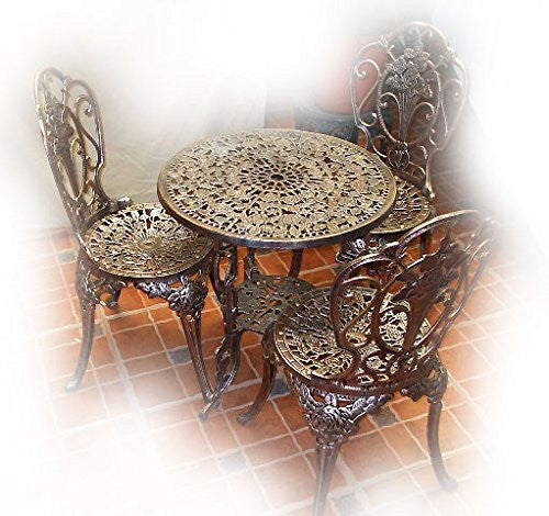 Outdoor Decorative Bistro Furniture