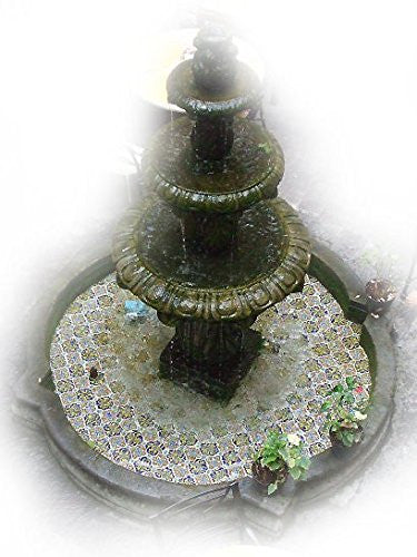 Custom Stone Fountain