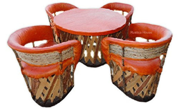 mexican dining equipal furniture