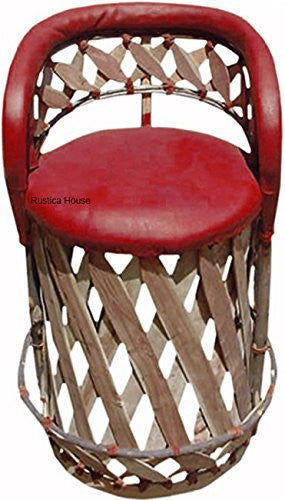 hacienda equipal bar stool