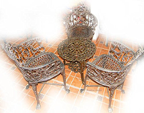 Outdoor Designer Bistro Furniture
