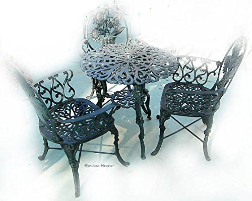 Outdoor Victorian Bistro Furniture