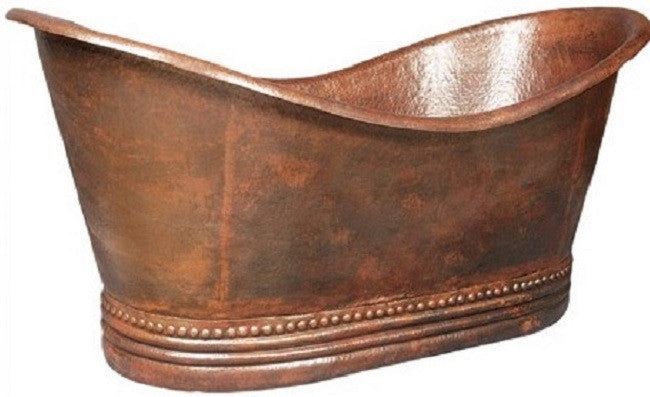 Mexico made copper tub