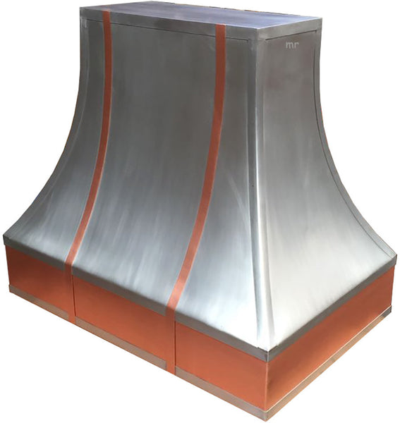 made to order zinc vent hood