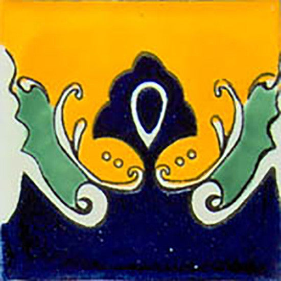 contemporary mexican ceramic tile