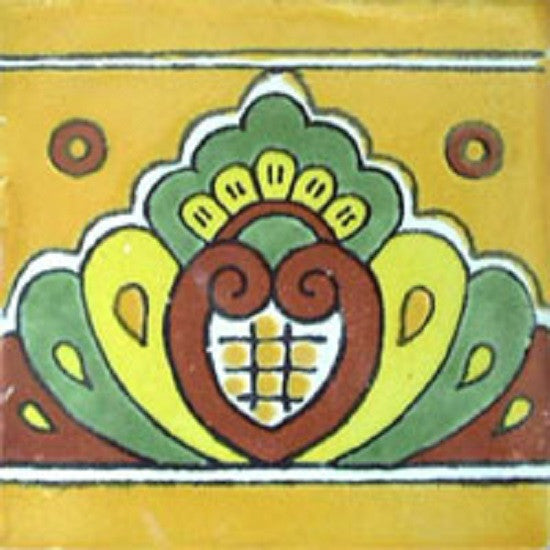 old world mexican ceramic tile